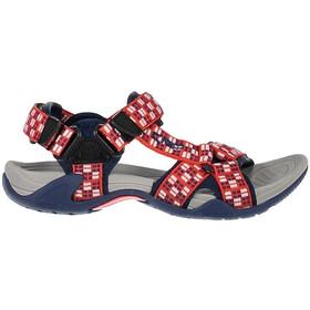 CMP Campagnolo Hamal Chaussures de randonnée Enfant, ferrari